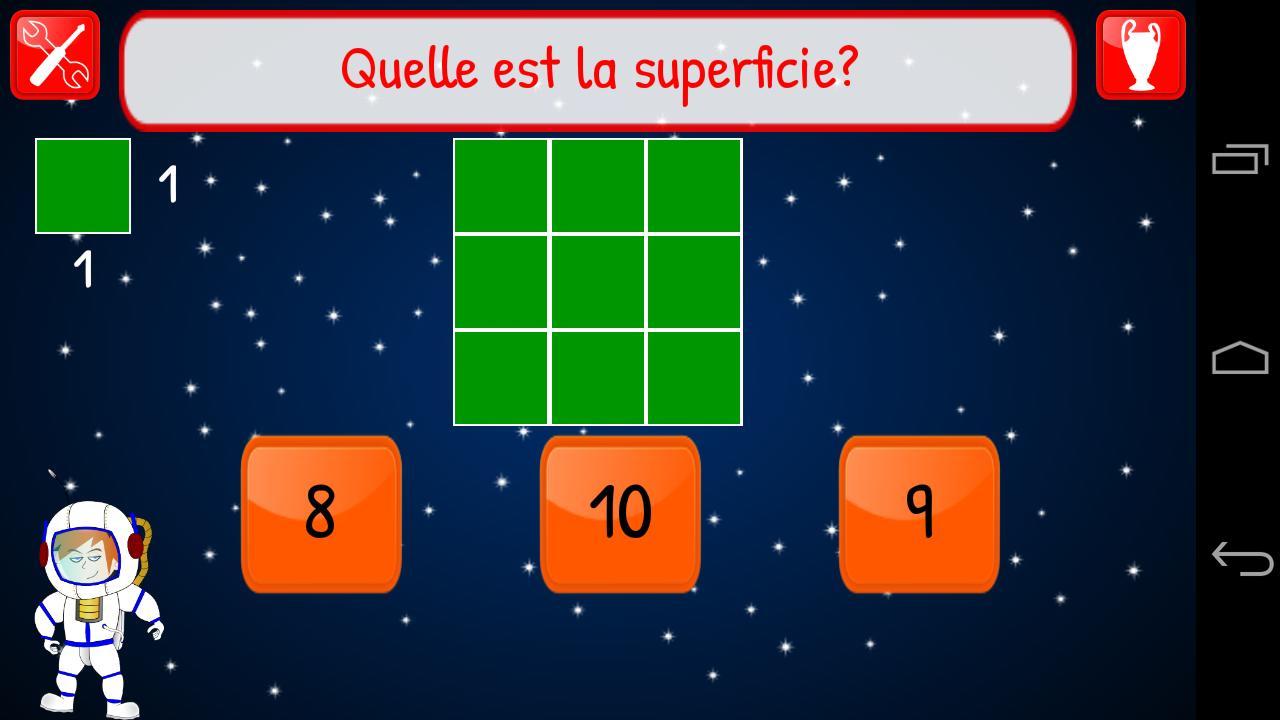 Jeux Éducatifs Maths Ce2 Cm1 Pour Android - Téléchargez L'apk destiné Jeux De Maths Facile