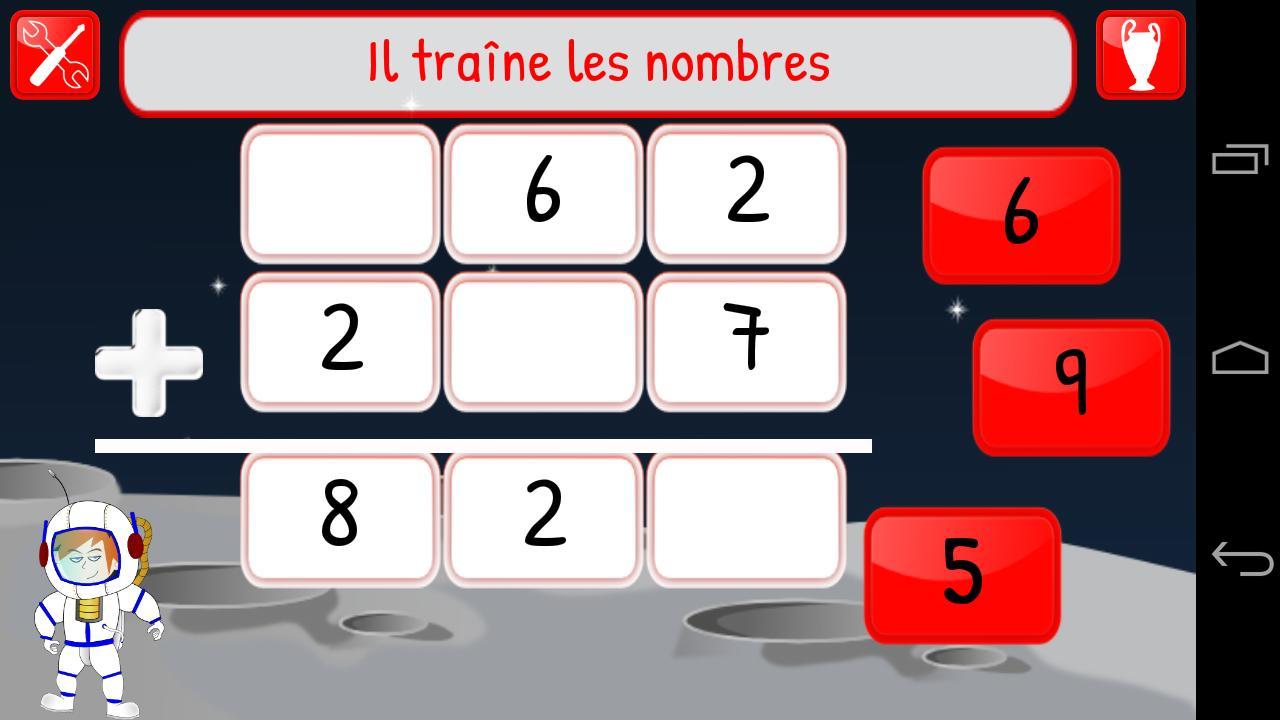 Jeux Éducatifs Maths Ce2 Cm1 Pour Android - Téléchargez L'apk encequiconcerne Jeux De Maths Facile
