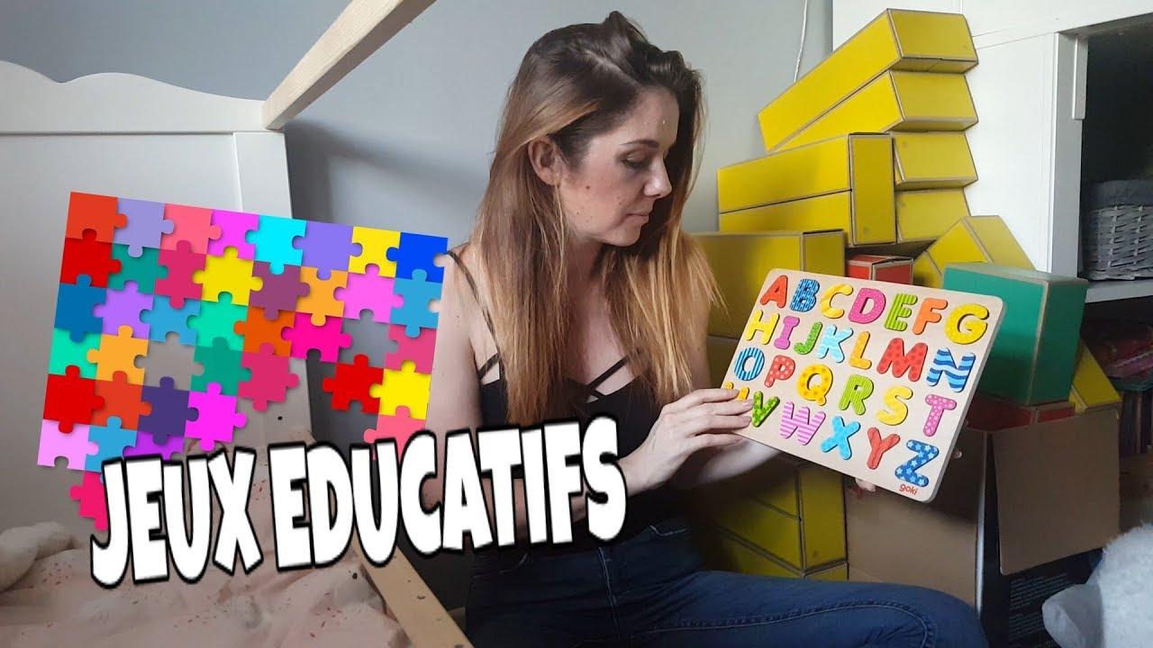 Jeux Éducatifs - Mes Coups De Coeur Récents | 2 Ans/2Ans Et Demi avec Jeux Educatif 2 Ans Et Demi