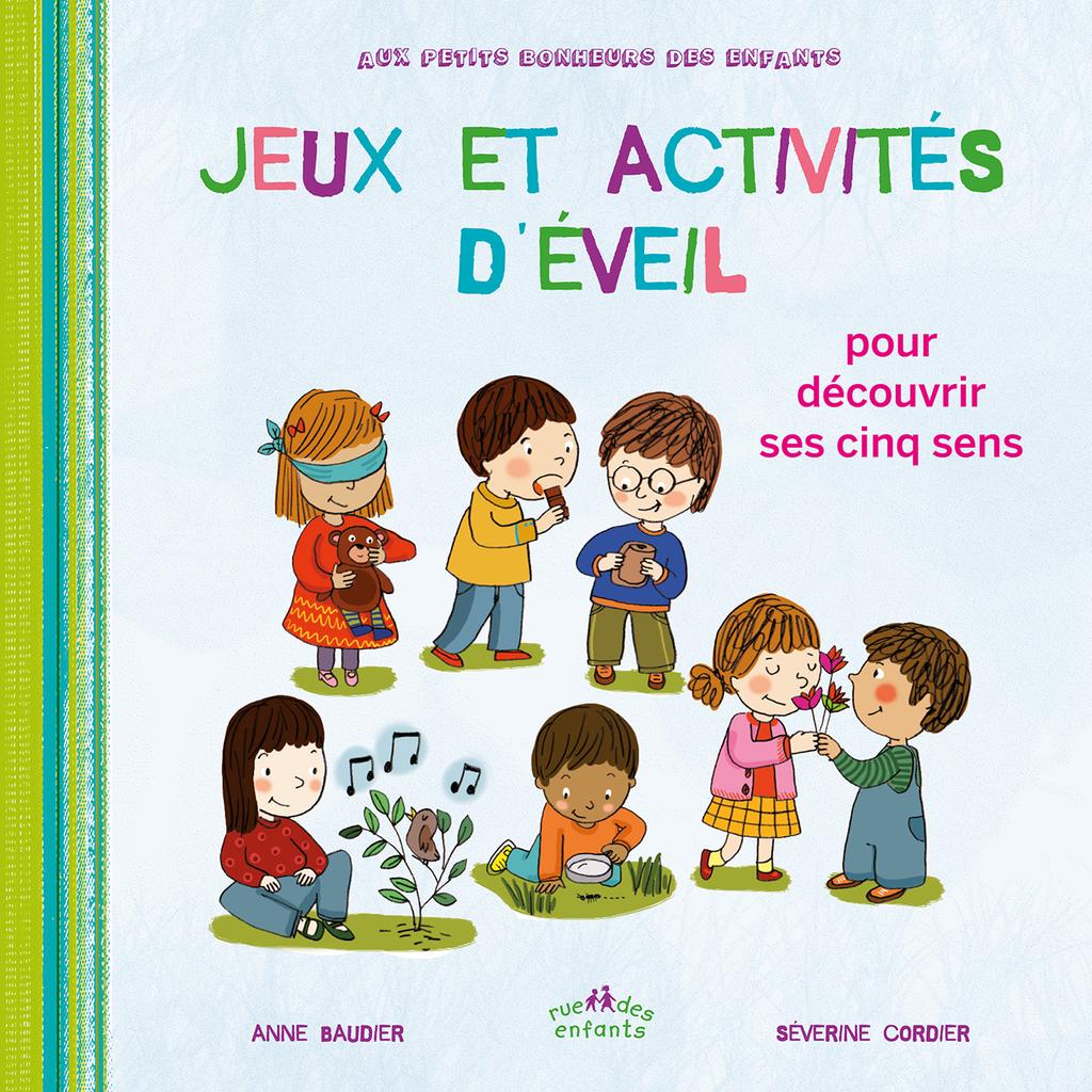 Jeux Et Activités D'éveil - Activités - Catalogue - Éditions destiné Jeu Des Cinq Sens