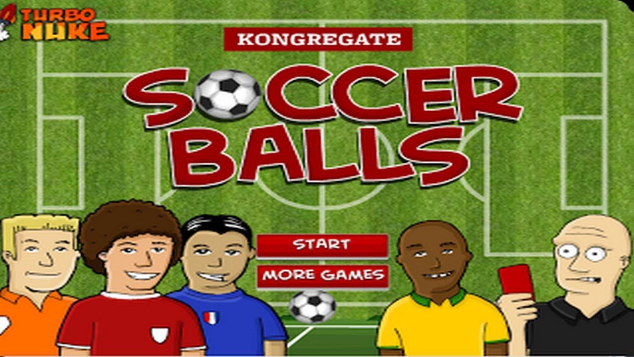 Jeux Flash N°2 - Soccer Balls ! pour Jeux Flash A 2