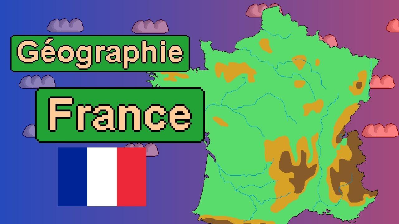Jeux Geographie Carte De France à Jeu Geographie France
