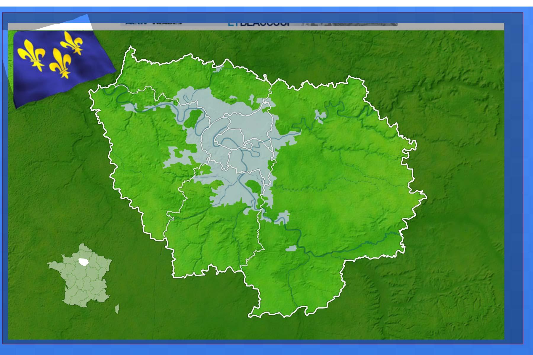 Jeux-Geographiques Jeux Gratuits Villes D Ile De France destiné Jeu Geographie France