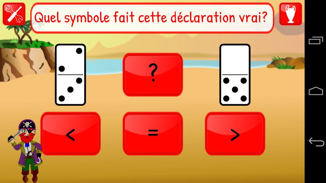 Jeux Mathématiques Ce1 Ce2 Pour Android - Téléchargez L'apk intérieur Jeux De Éducatif Ce2