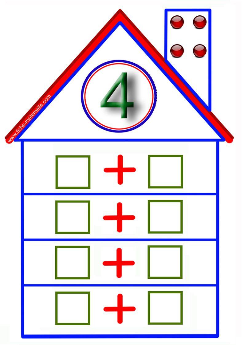 Jeux Mathématiques En Maternelle | Learning Math, Math For destiné Jeux De Exercice De Maths