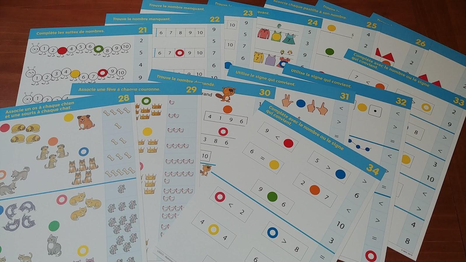 Jeux Maths - Le Petit Cartable De Sanleane pour Jeux De Maths Facile