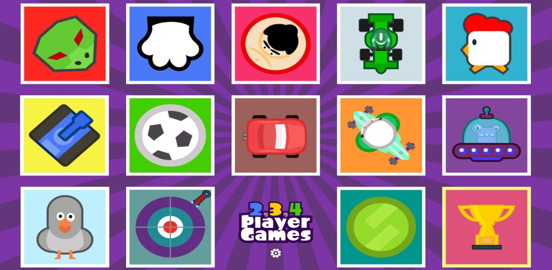 Jeux Pour 2 3 À 4 Joueurs 3.1.3 - Télécharger Pour Android concernant Jeux Pour Tablette Gratuit