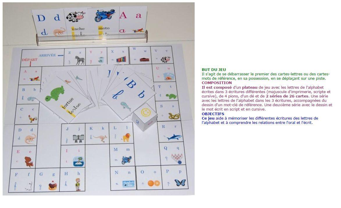 Jeux Pour Apprendre À Lire – Lire Écrire Compter | Jeux Pour serapportantà Jeux Pour Apprendre À Écrire