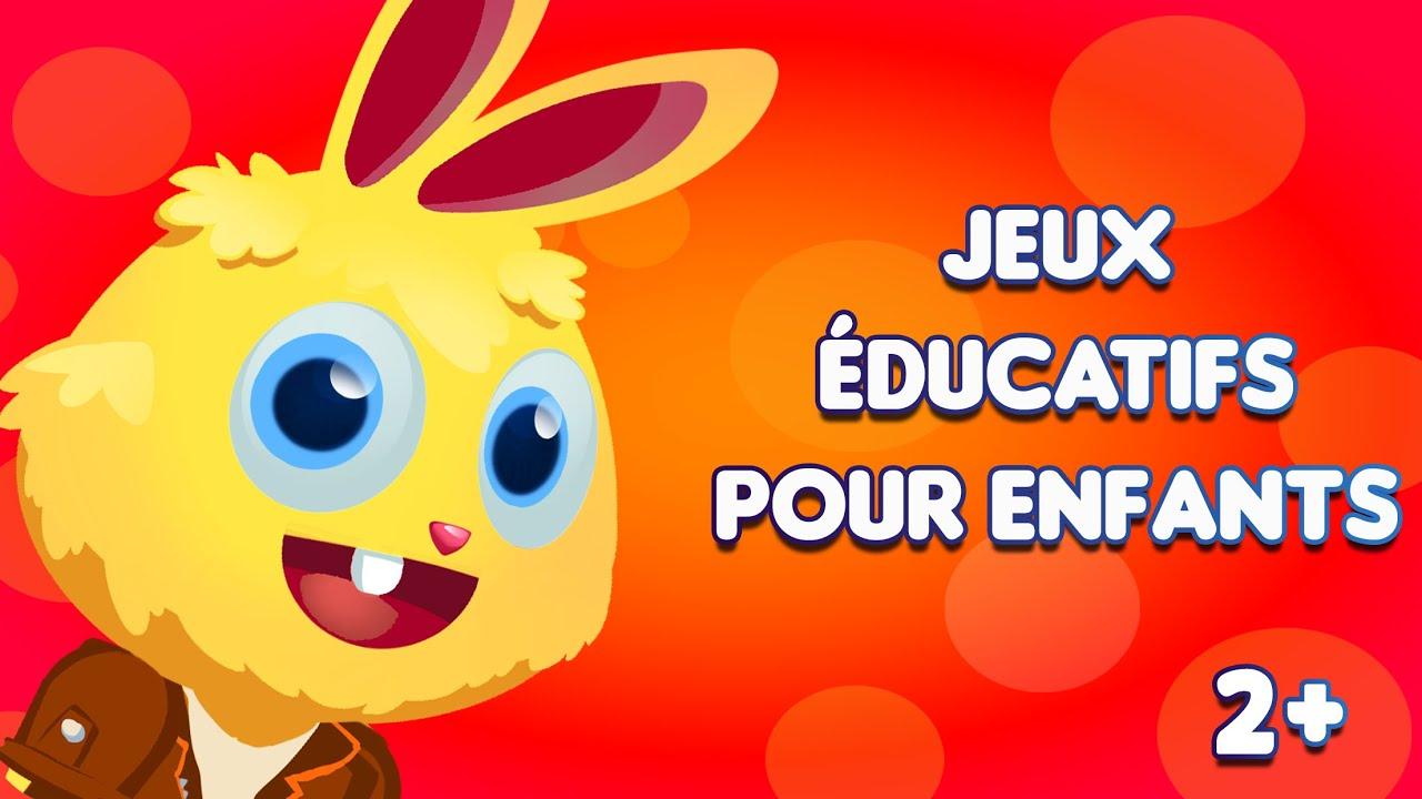 Jeux Pour Enfant Et Bebe De 2-4 Ans | Jeux Éducatifs De Clapenjoy destiné Jeu Pour Petit Garcon De 2 Ans