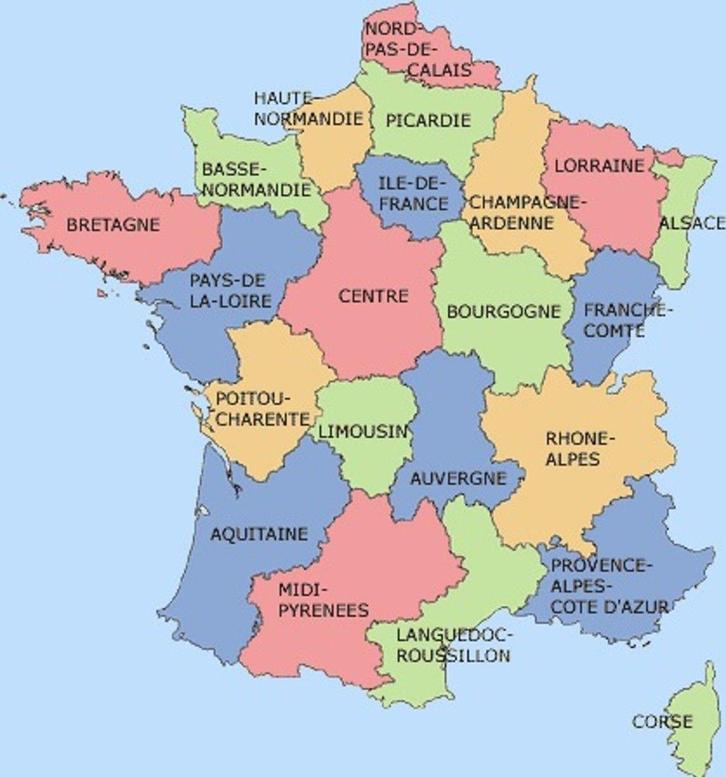 Jeux Pour Tester Ses Connaissances Sur L'histoire Et La avec Jeu Geographie France