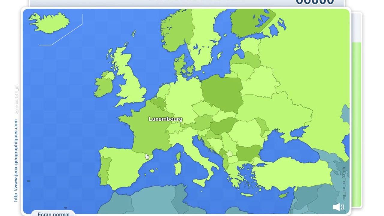 Jg#25-Pays D'europe (186 642) intérieur Jeux Geographie