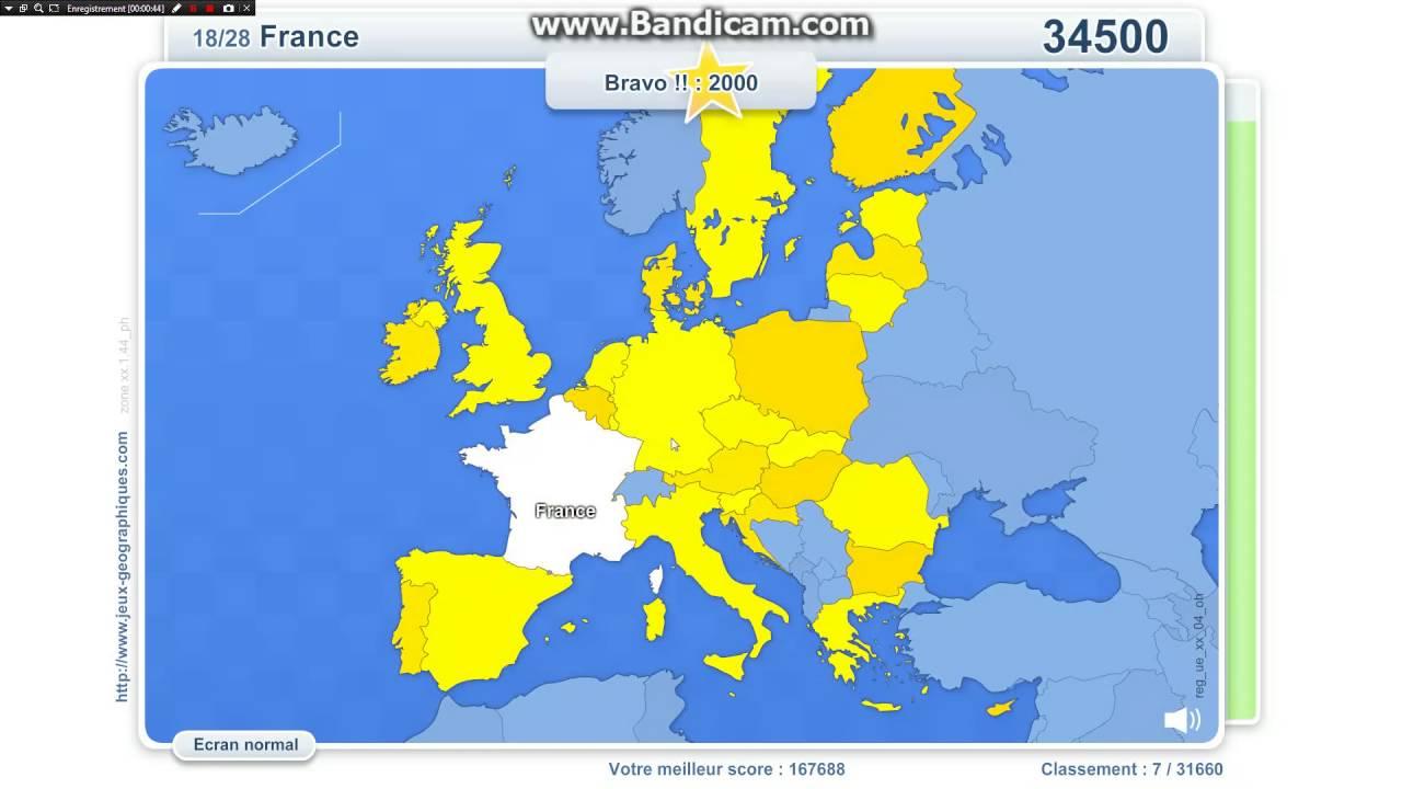 Jg#39-Pays De L'union Européenne (166 786) serapportantà Jeux Union Européenne