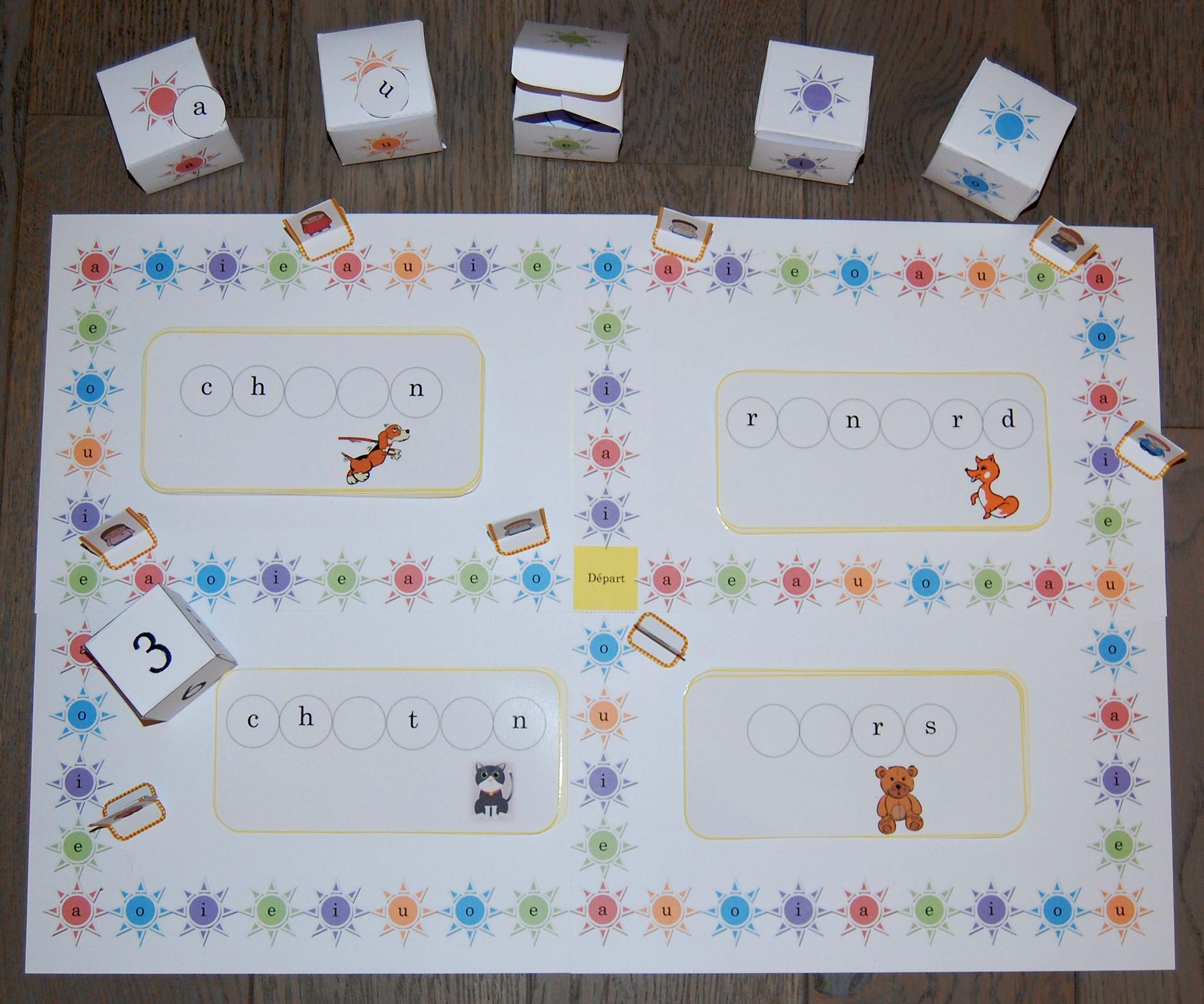 Jouer Pour Apprendre avec Jeux Pour Apprendre À Écrire