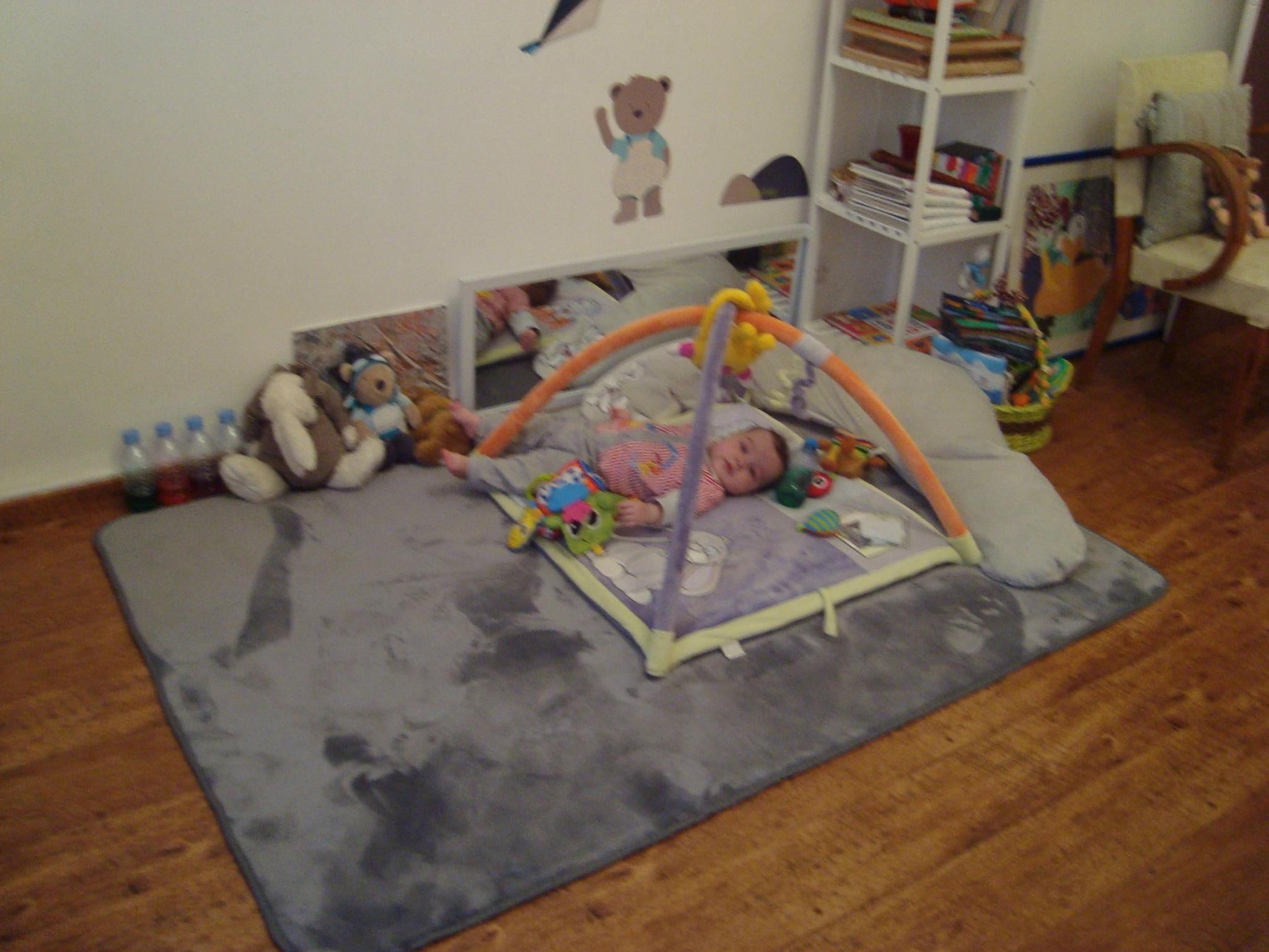 Jouet D Éveil Bébé 4 Mois - L'univers Du Bébé intérieur Bebe 6 Mois Eveil