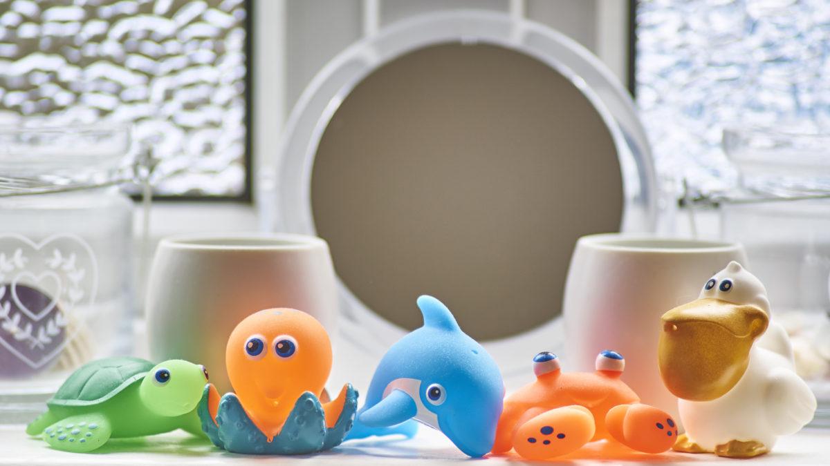 Jouets Bain Bébé, Jeu Pour Le Bain De Bébé, Cadeau Jouet De concernant Jeux Animaux Pour Fille