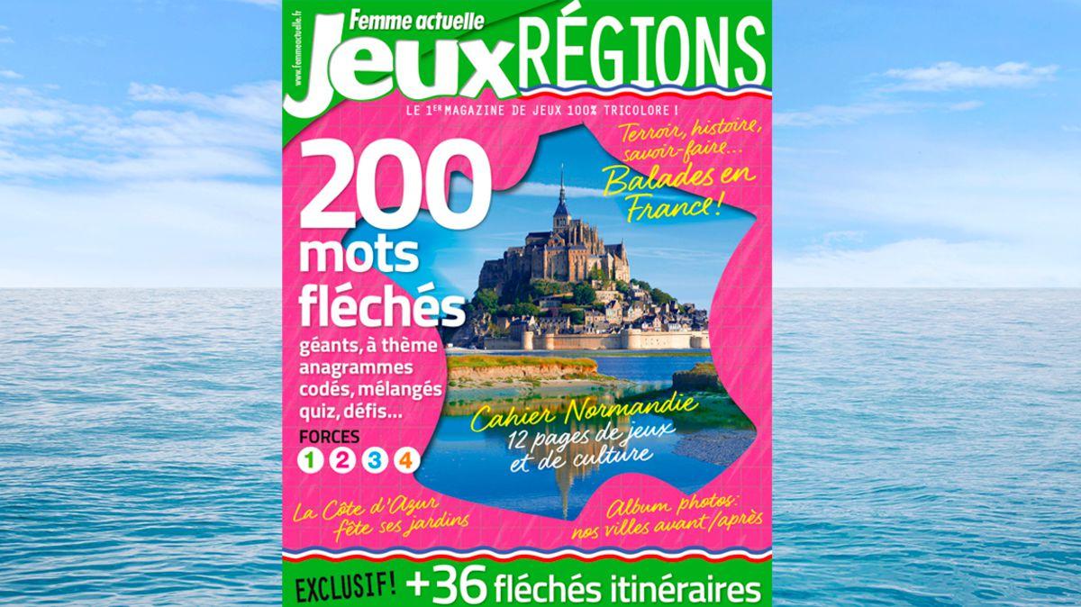 Jouez Et Découvrez Les Régions De France : Femme Actuelle Le Mag à Les Régions De France Jeux