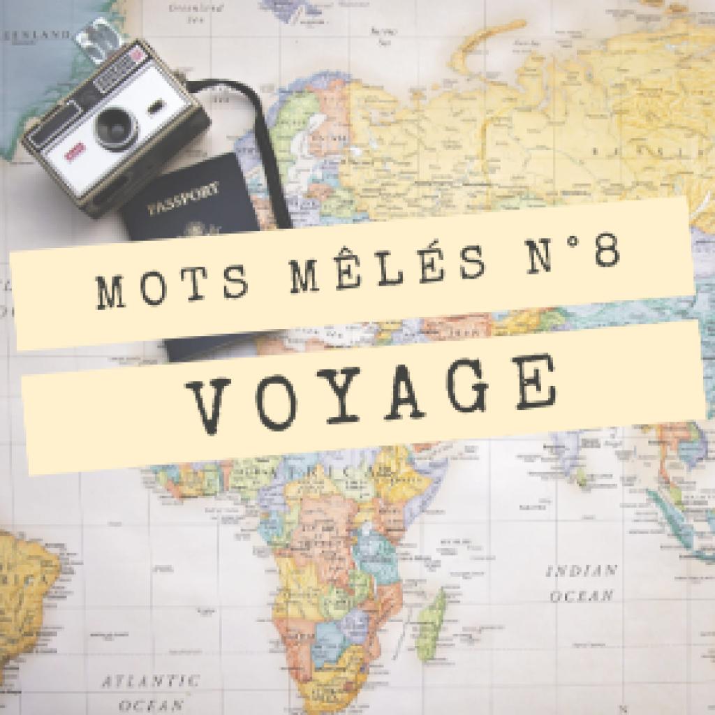 Jouez Gratuitement Au Mots-Mêlés N°8 Spécial Voyage - Je-Teste intérieur Jeux Mot Mélé Gratuit