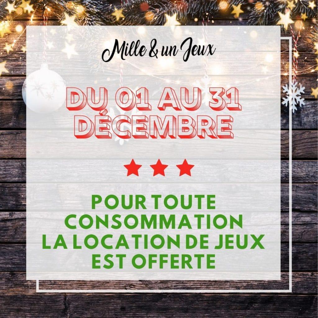 Jouez Gratuitement Du 01 Au 31 Décembre 2019 - Mille Et Un Jeux à Jeu Pour Noel Gratuit