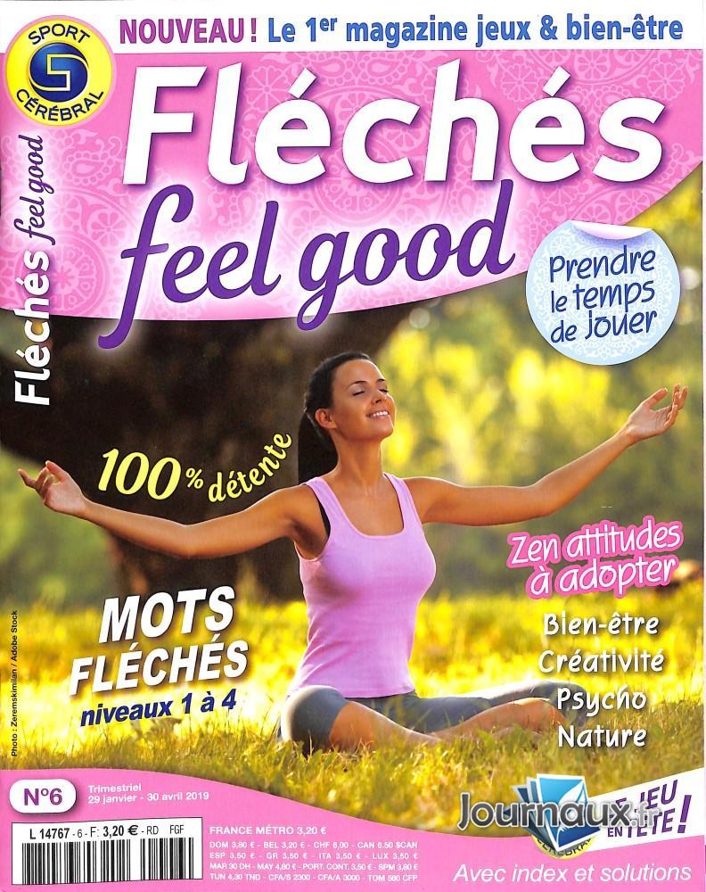 .journaux.fr - Promo Sc Fléchés Feel Good serapportantà Mots Fleches Gr
