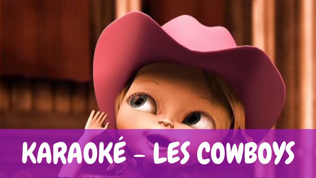 Karaoké] Bébé Lilly - Les Cowboys pour Jeux De Bébé Lilly