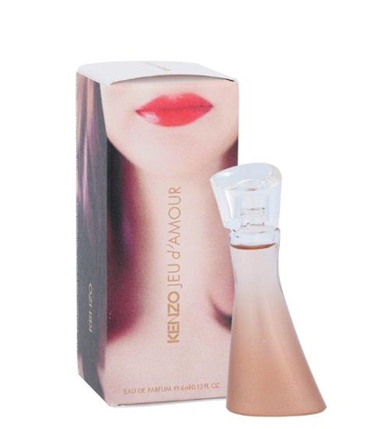 Kenzo Jeu D'amour Edp 4 Ml Kadın Parfüm concernant Jeu De 4 Images