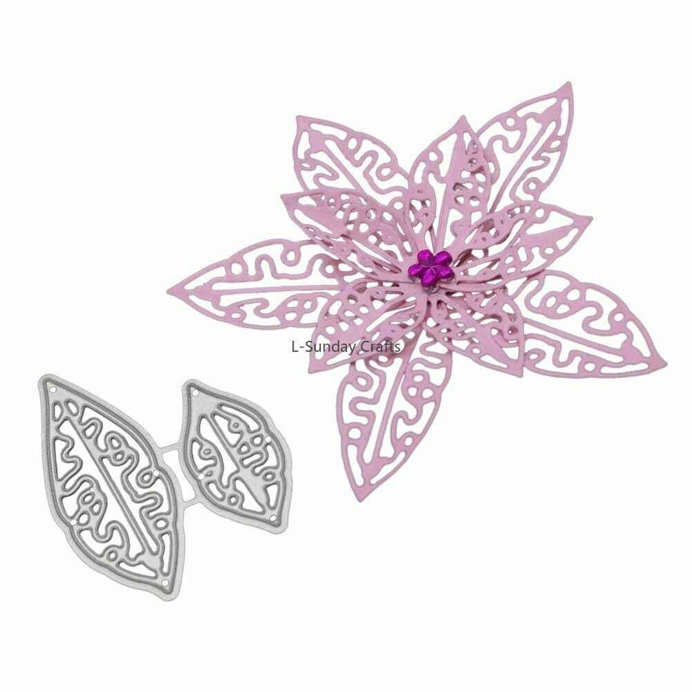 L Sunday Craft Découpe Fleurs Métal Découpe Matrices destiné Fleurs À Découper