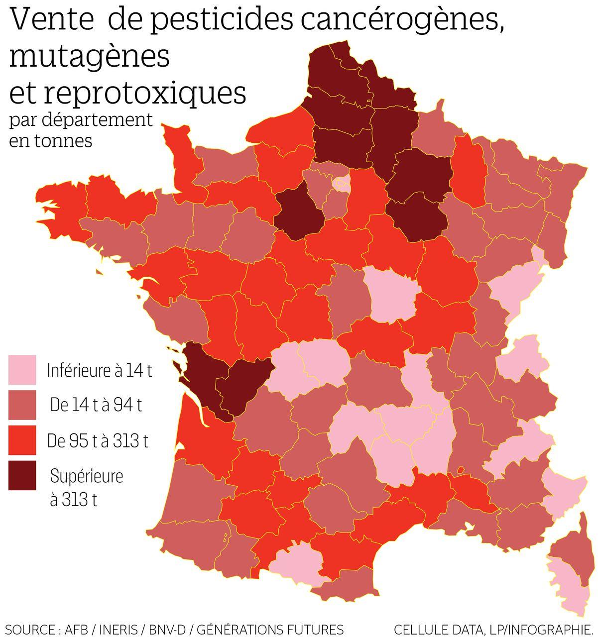 La Carte De France Des Départements Les Plus Consommateurs destiné Carte Des Départements D Ile De France