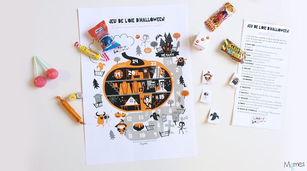 La Course Aux Bonbons D'halloween - Momes à Jeux D Halloween Gratuit