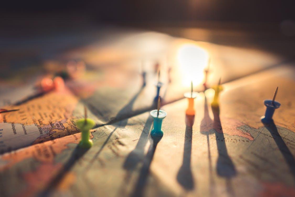La Meilleure Carte Du Monde À Gratter - Zone Led dedans Carte Du Monde Et Leur Capitale