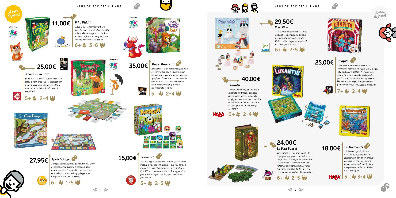 La Poule Aux Jeux D'or - Page 6/7 Jeux De Société 6-7 Ans concernant Jeux 6 7 Ans