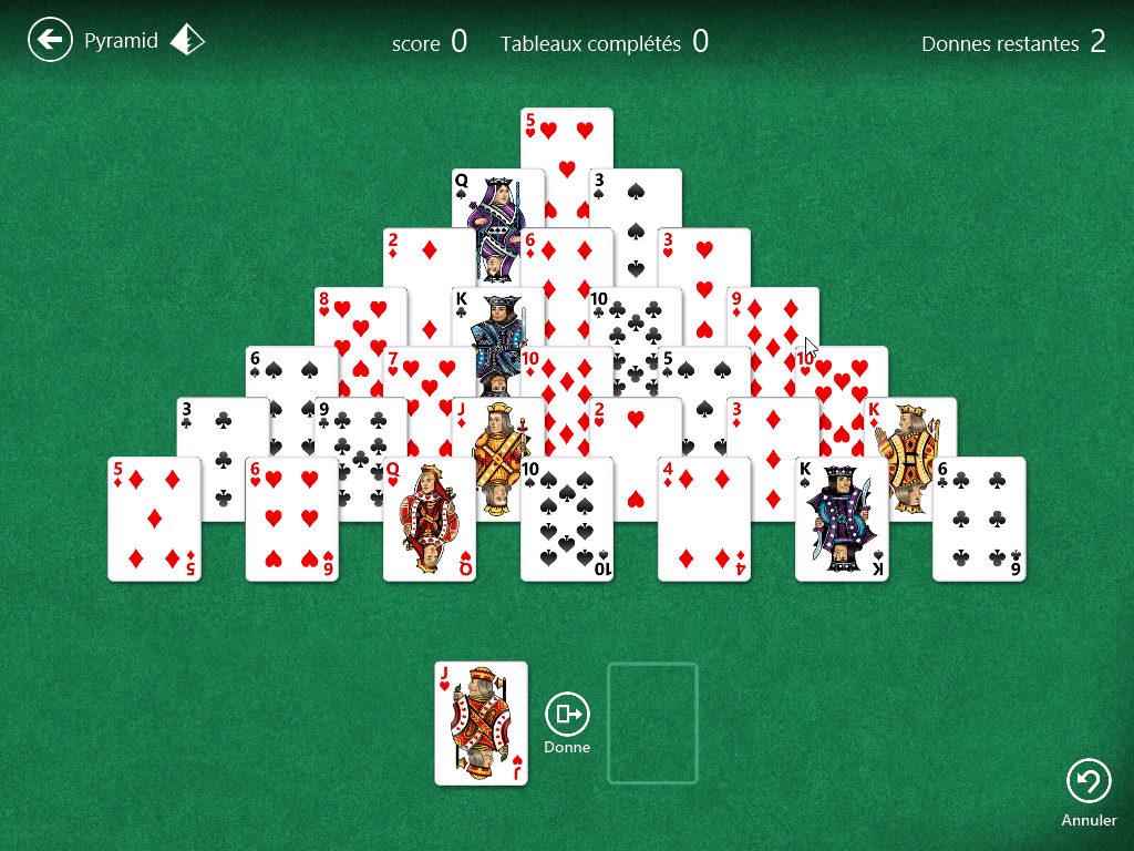 La Pyramide Jeu De Carte encequiconcerne Jeux De Cartes Gratuits En Ligne Sans Inscription