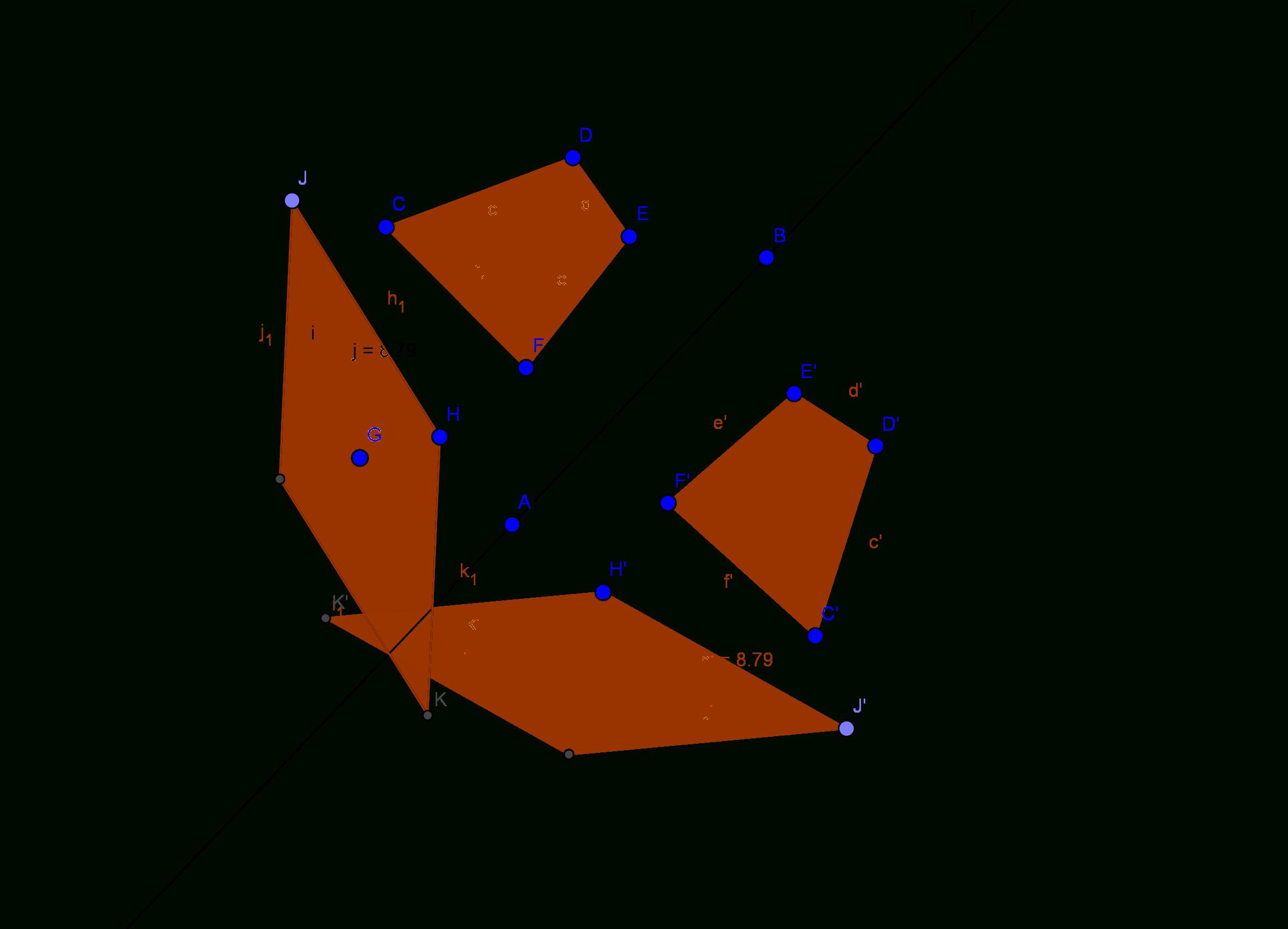 La Symétrie Axiale | Blog Charcot avec Symétrie Axial