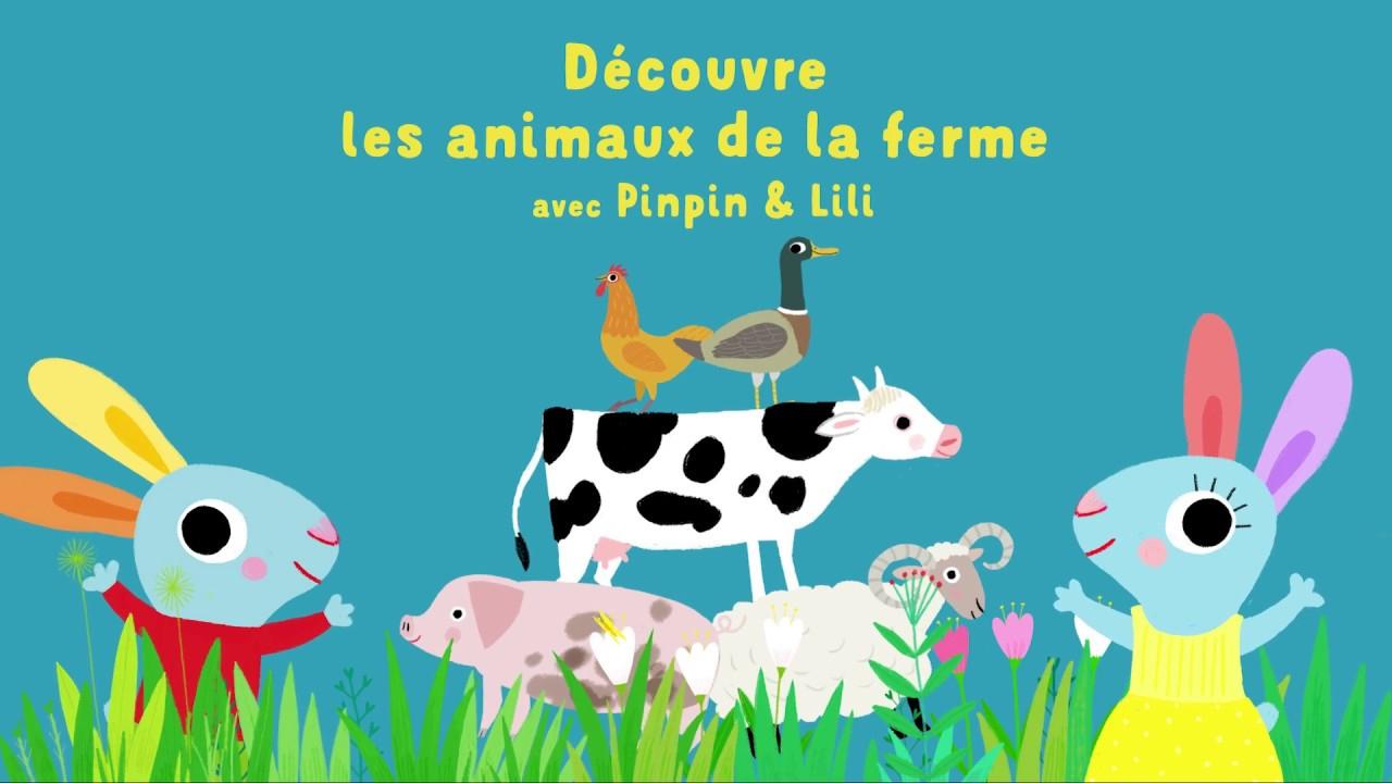 La Vache - Découvre Les Animaux De La Ferme Avec Pinpin Et Lili tout Activité Manuelle Sur La Ferme