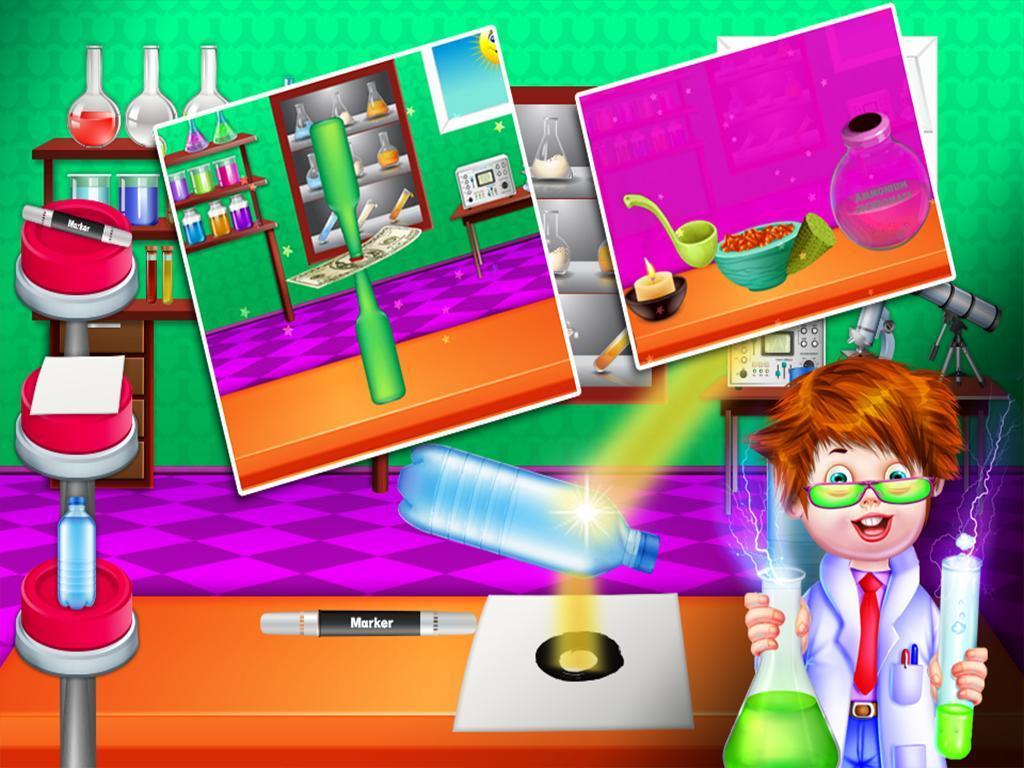 Laboratoire Scientifique Jeux Pour Filles Pour Android à Jeux Que Pour Les Filles