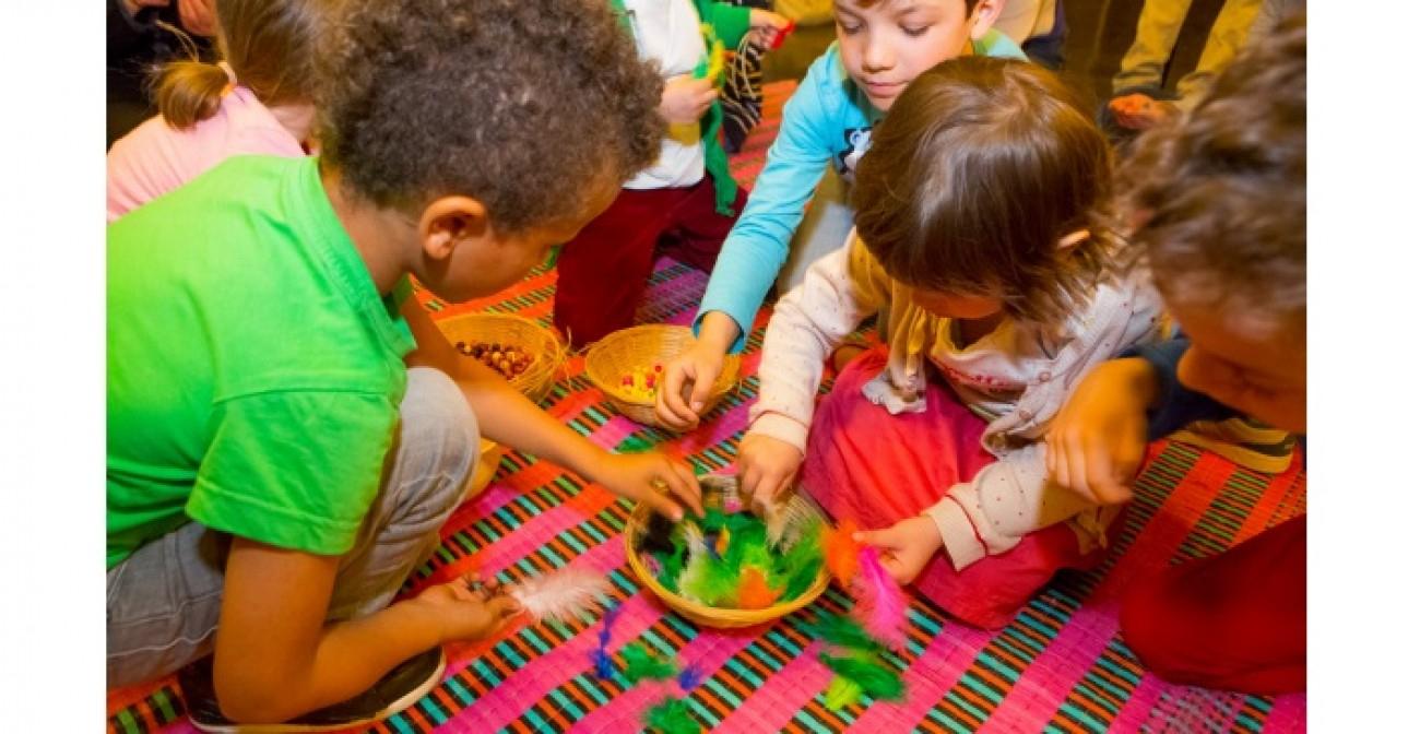 Lamuse | Activités Enfant 3-5 Ans, Musée Du Quai Branly destiné Activité Pour Enfant De 5 Ans