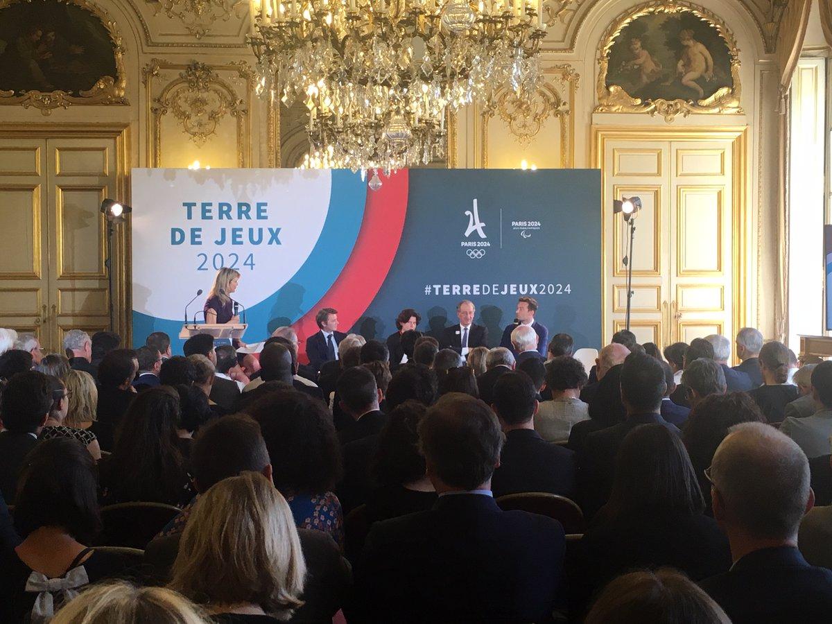 Lancement Du Label Terre De Jeux : Les Grandes Villes Et intérieur Jeu Villes France