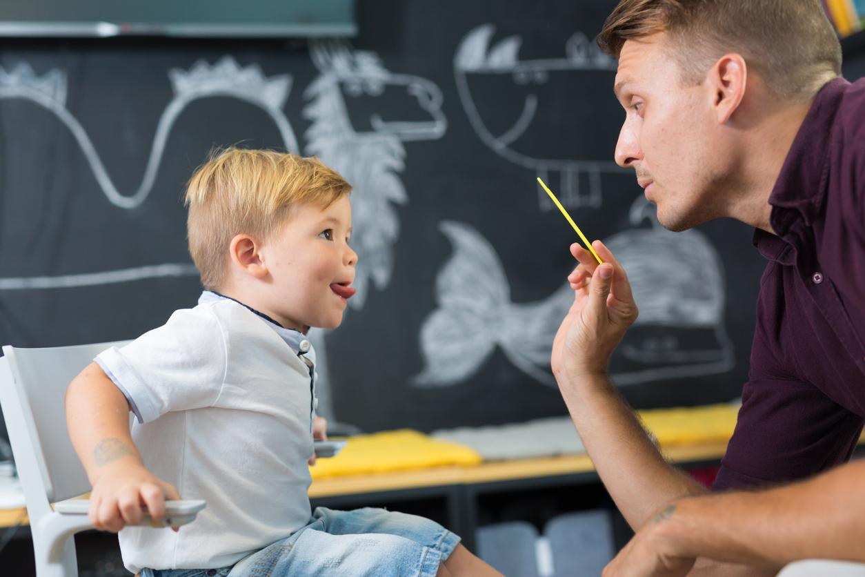 Langage : Aider Son Enfant À Mieux Parler Au Quotidien dedans Bebe A 2 Ans Et Demi