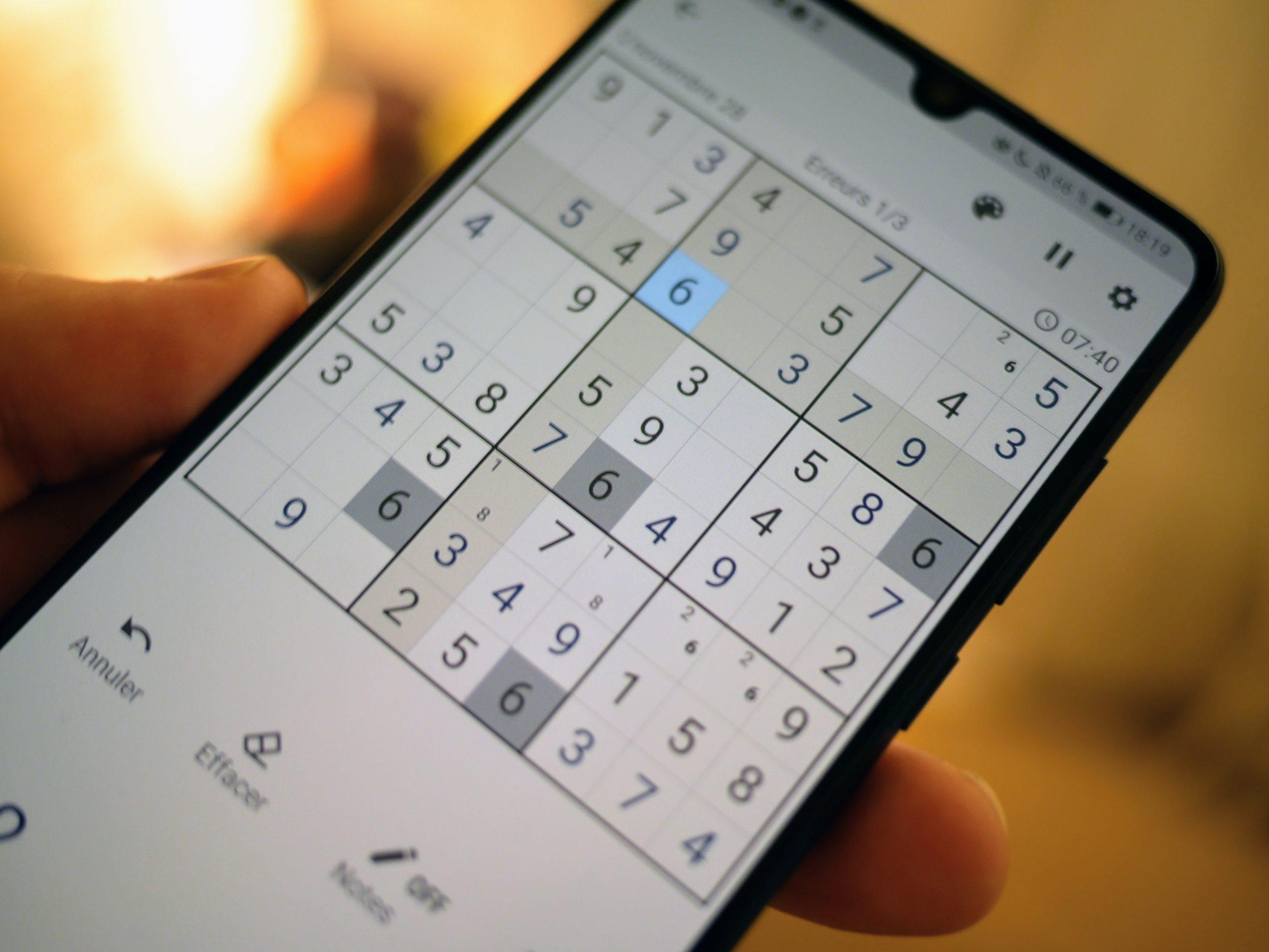 L'app De La Semaine : J'ai Retrouvé Mon Plus Grand Plaisir dedans Logiciel Sudoku Gratuit