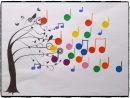 L'arbre À Musique - | Activité Manuelle Musique, Fête De La concernant Activité Musicale Maternelle