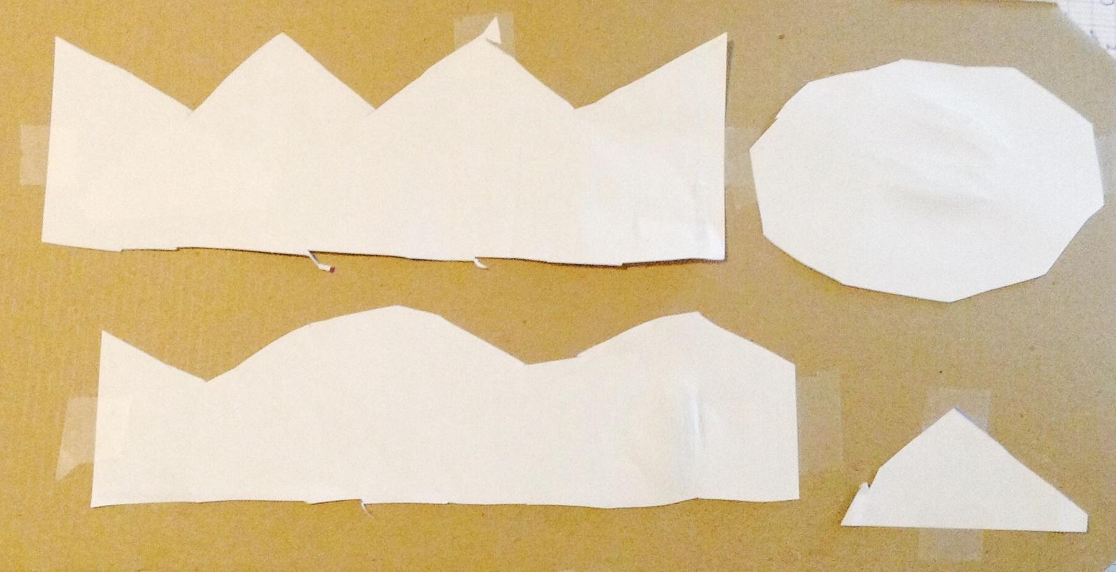 L'atelier Découpage Des (Grands De) Maternelle - Le Blog De pour Atelier Découpage Maternelle
