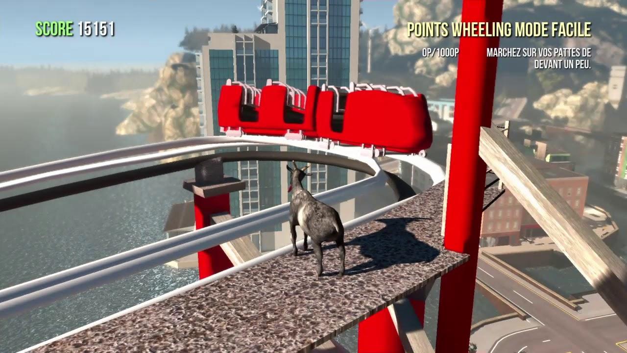 L'autruche Qui Ne Savait Faire Mal (Goat Simulator) #2 concernant Male De L Autruche