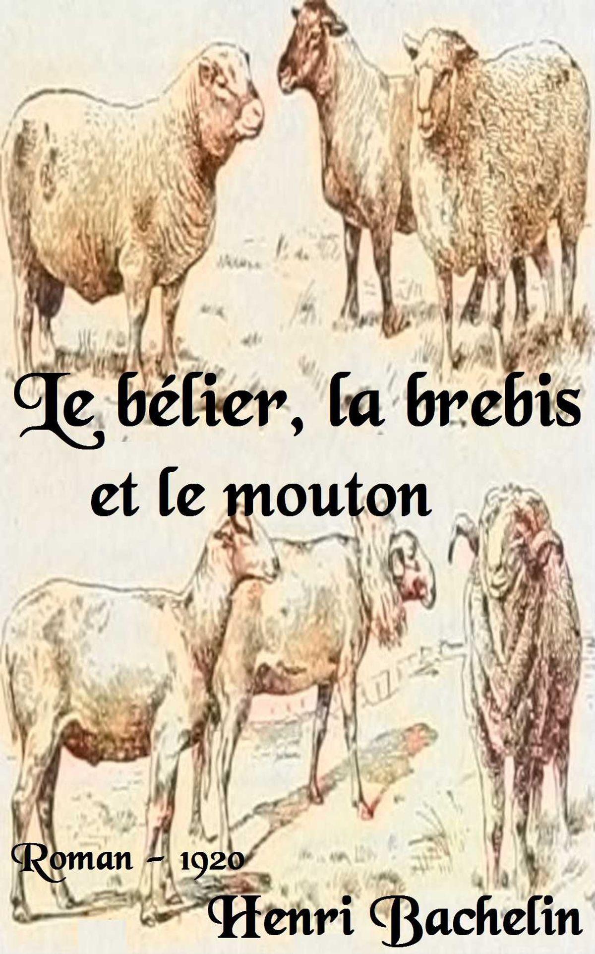 Le Bélier, La Brebis Et Le Mouton Ebooks By Henri Bachelin - Rakuten Kobo encequiconcerne Différence Entre Brebis Et Mouton