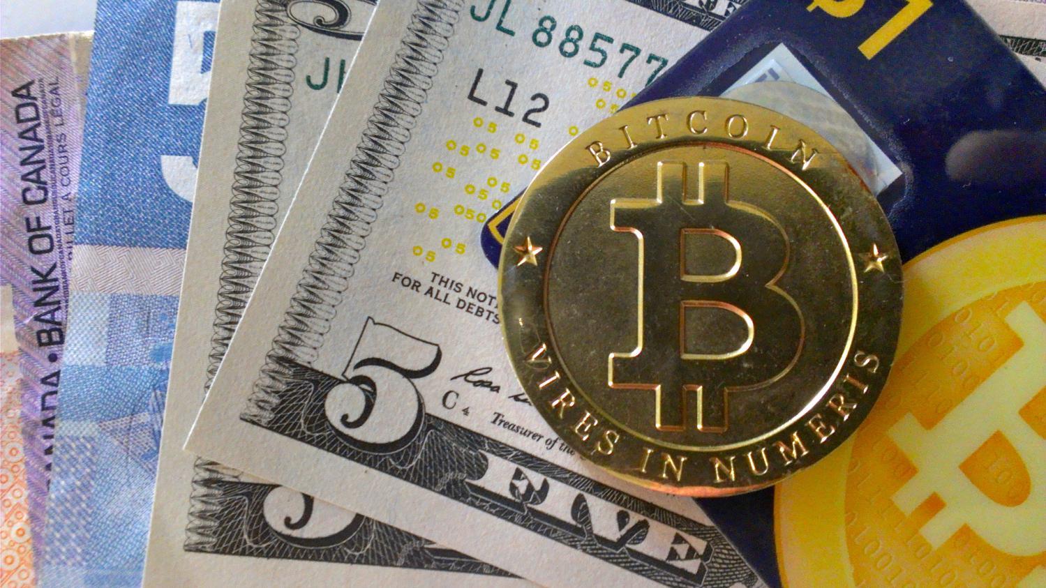 Le Bitcoin, La Monnaie Virtuelle Qui Inquiète Les Marchés à Monnaie Fictive