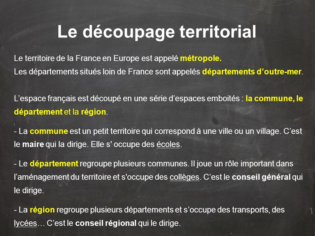 Le Découpage Administratif De La France - Ppt Video Online avec Le Découpage Administratif De La France