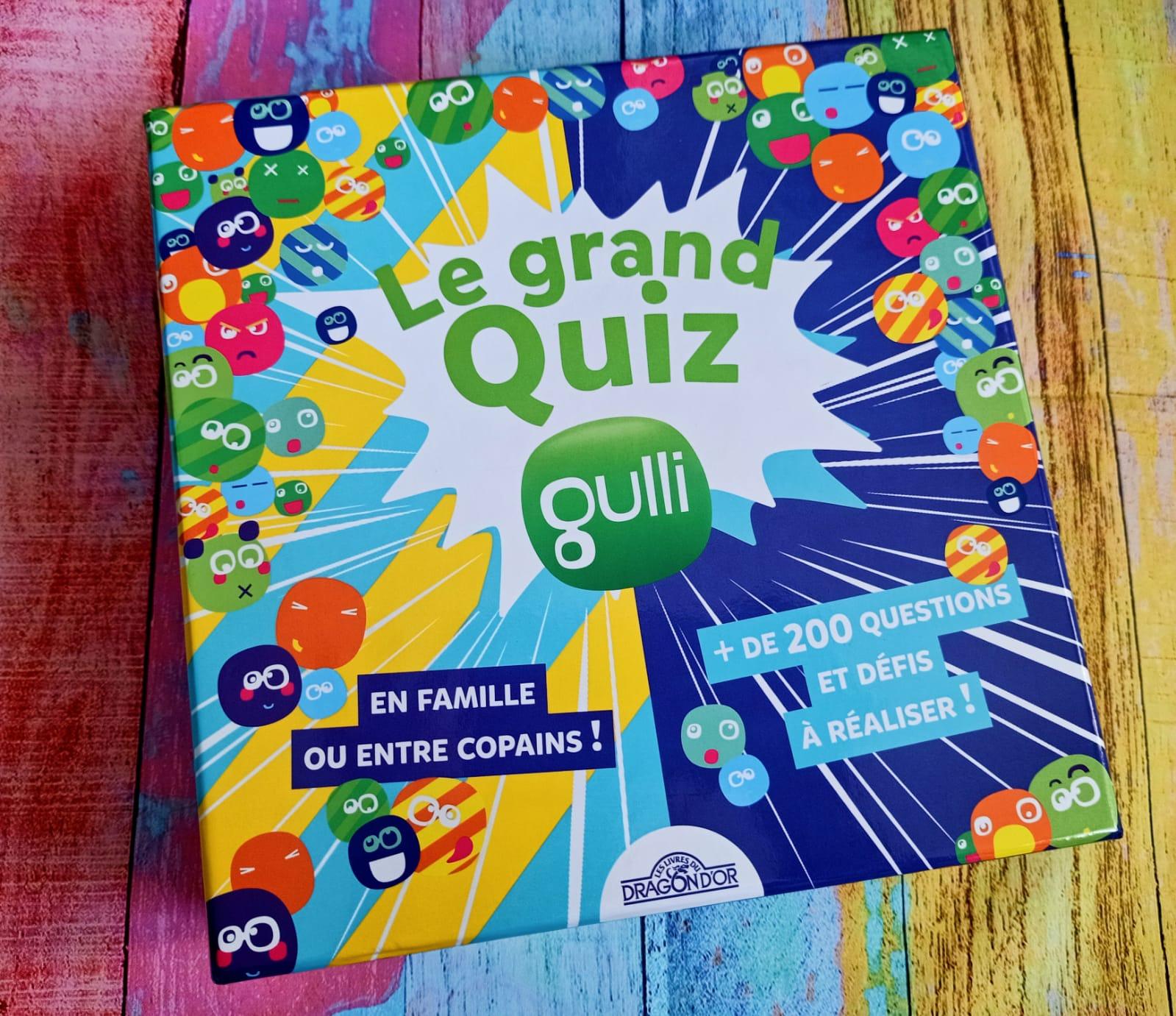 Le Grand Quizz Gulli – Liyah.fr – Livre Enfant | Manga Shojo destiné Quizz Enfant