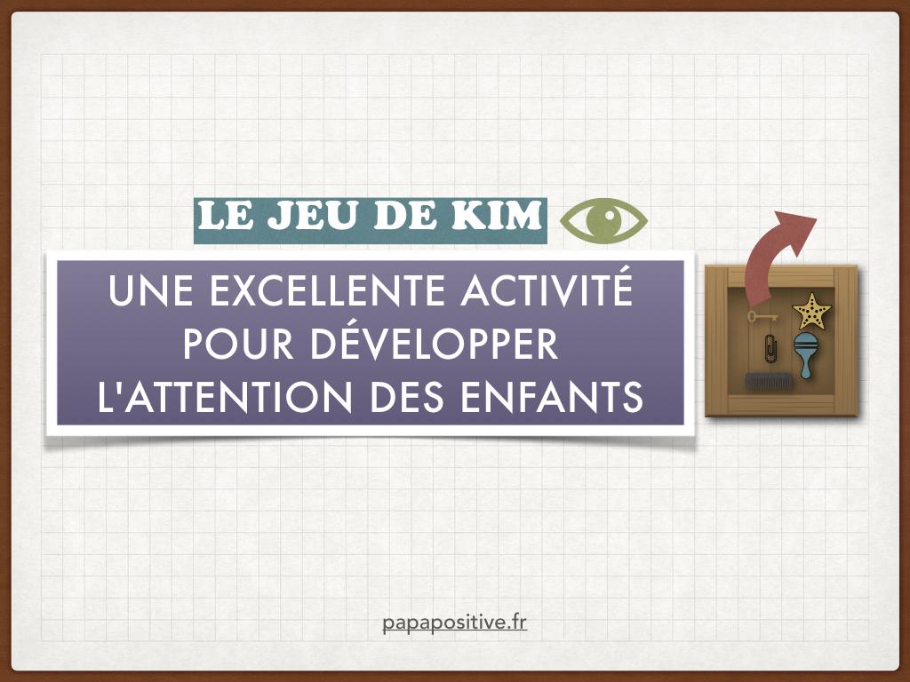 Le Jeu De Kim : Une Excellente Activité Pour Développer L dedans Jeux De Concentration À Imprimer