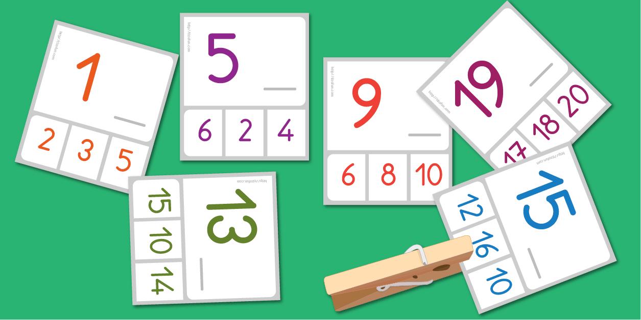 Le Nombre Qui Vient Après - Apprendre Les Nombres De 1 À 20 pour Apprendre Les Chiffres En Lettres Cp