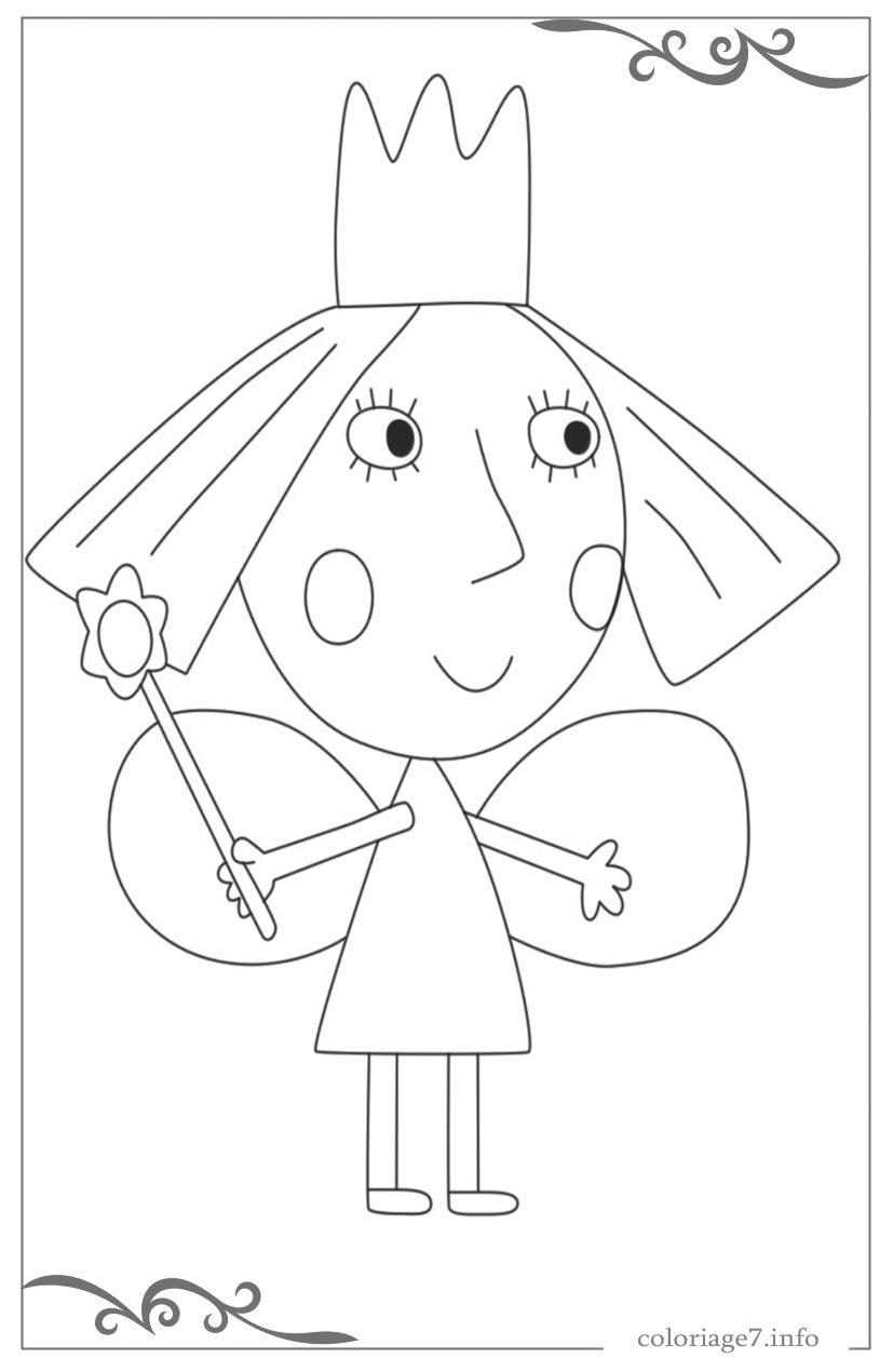 Le Petit Royaume De Ben Et Holly Télécharger Et Imprimer Des avec Tous Les Jeux Gratuits Pour Filles