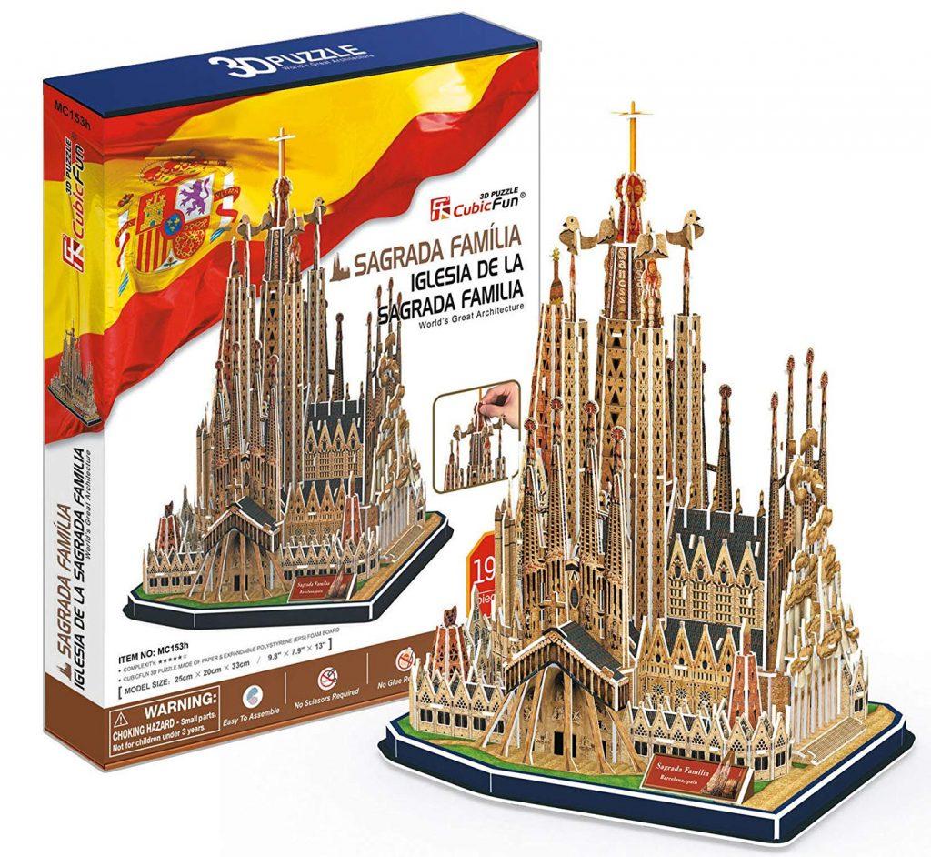 Le Plaisir De Faire Du Puzzle 3D - La Chatonniere encequiconcerne Puzzle A Faire En Ligne