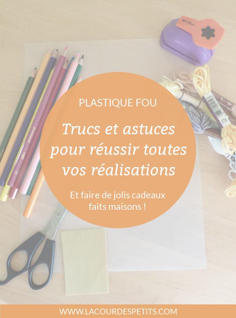 Le Plastique Fou : Cuisson, Test Et Astuce ! |La Cour Des Petits serapportantà Papier Plastifié Imprimable